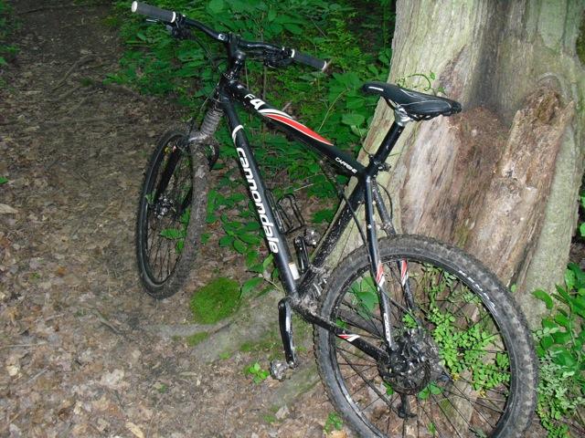 2009 Cannondale F4 Size Xl Vmb Lehigh Valley Pa Mountain Bike